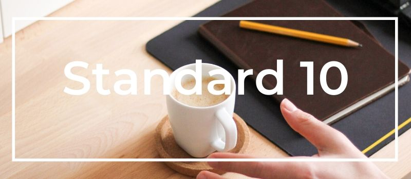 New Italian language Standard 10 course