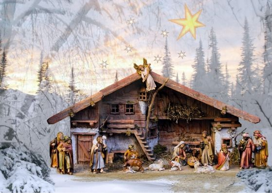 Italian Christmas traditions: presepe