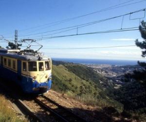 Genova Casella Train