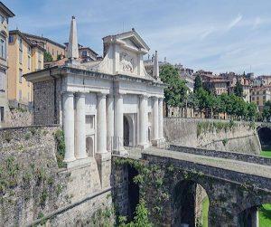 Begamo Porta San Giacomo