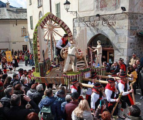 Easter in Italy: Bormio