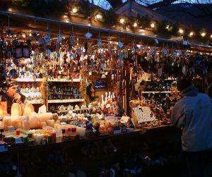Christmas market Oh bej oh Bej!