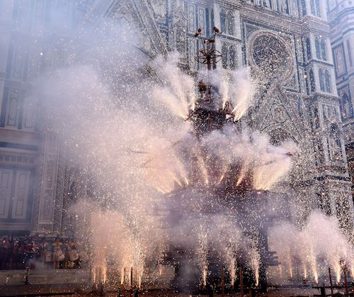 Easter in Italy: Firenze