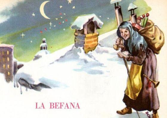 Befana Italian epiphany traditions